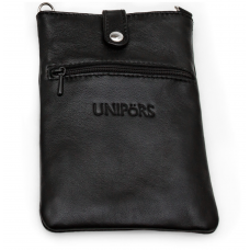 The Business Unipörs Pocket with snap lock and side zipper