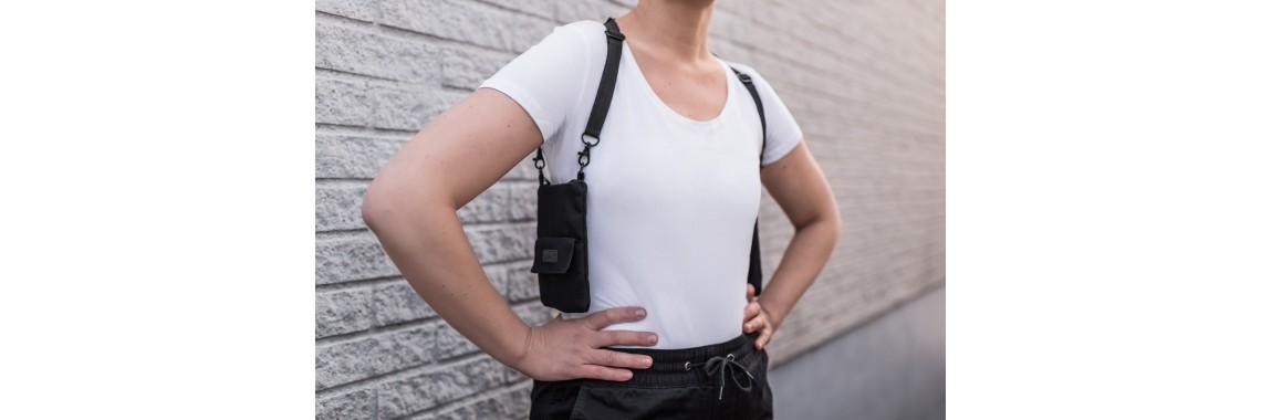 Model wearing Unipörs